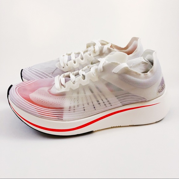 cc50422eddb6 New NIB Womens Nike Zoom Fly SP AJ8229-106 Size 9